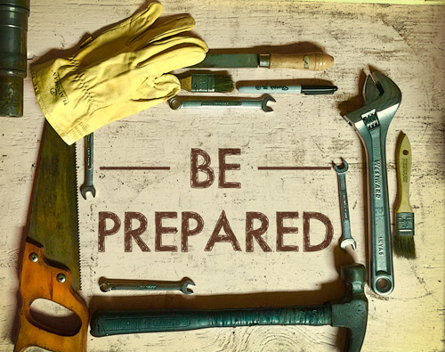 be prepared, roof repair, emergency, roof replacement
