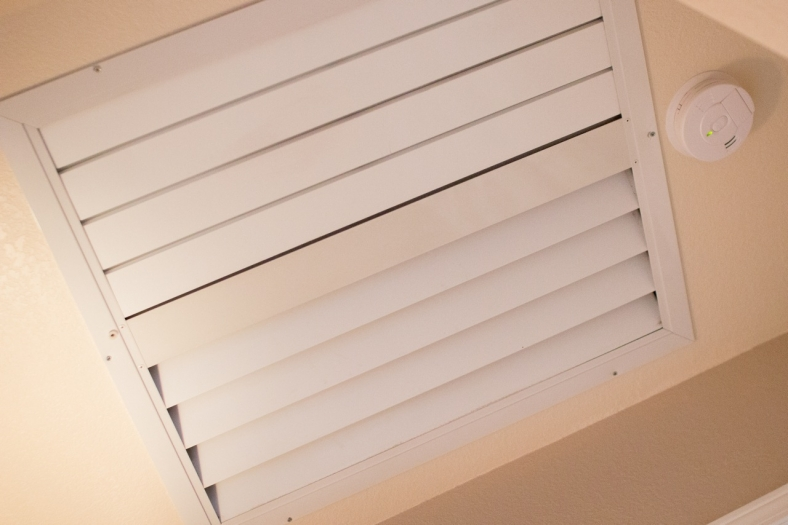 Cooling down with a whole house fan universal roof if aloadofball Choice Image